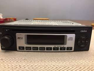 Clario MP3 CD player