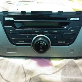 Perodua Myvi Icon G - Radio Player