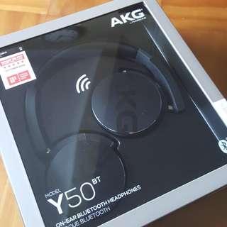 BNIB AKG Bluetooth Headphone