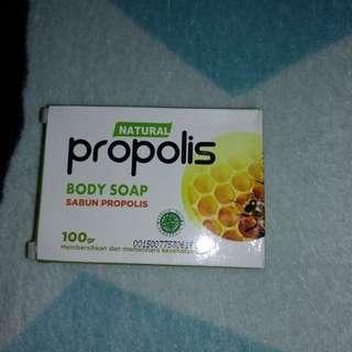 [Hpai] Sabun mandi propolis