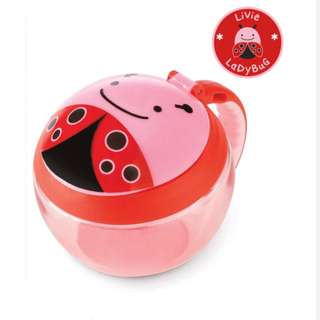 Skip Hop snacks Cup Beetle