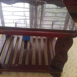 Second hand Sala Set :Rush Sale (Price Negotiable)