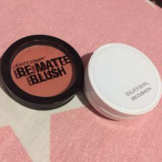 Preloved blush on dan bb cushion