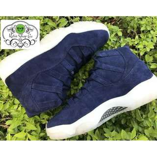 AIR JORDAN 11 MENS BASKETBALL SHOES - JORDAN 11 RUBBER SHOES