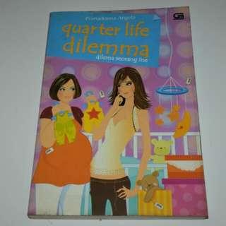 Novel Quarter Life Dilemma - Primadona Angela Metropop