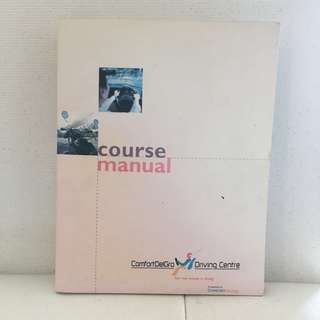 Basic & Advanced Singapore driving theory books