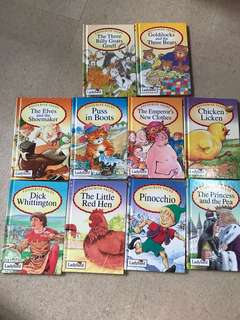 Sales!! Ladybird Favourite Tales hardcover books