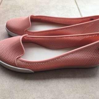 Sepatu zaxy by melissa