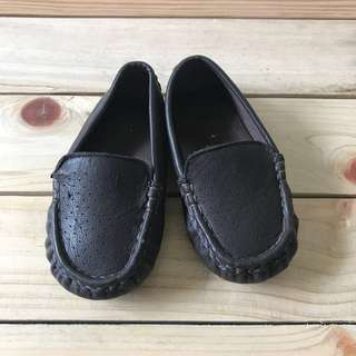 Preloved brown loafers