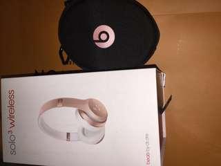 Beats Headphone wireless SOLO 3