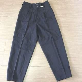 日本深藍色長褲Alfaspin