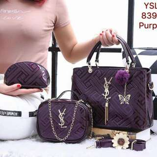 YSL Set Handbags