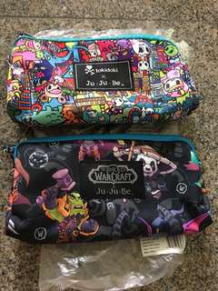 Brand new unused Jujube Tokidoki Be Set Medium