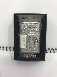 BN Zippo Lighter made with Crystal Lizety Swarovski Elements