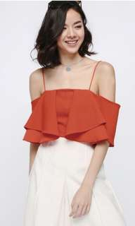 Lovebonito Theora Off Shoulder Top