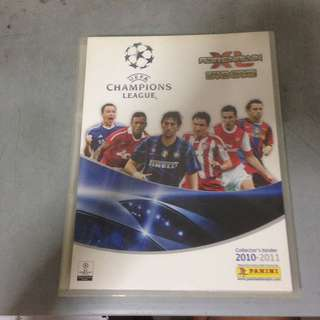 UEFA Champions League Card Game