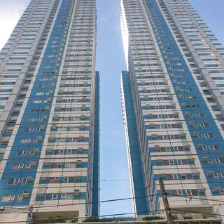 5% DOWN TO MOVE IN CONDO IN ORTIGAS PASIG CUTY NEAR  MANDALUYONG