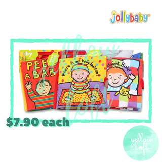 Jollybaby Quiet Book