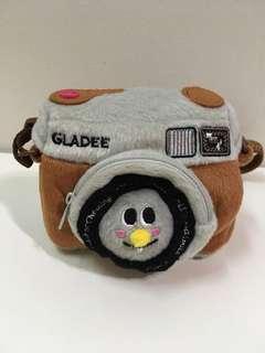 【全新】glade 可愛相機包