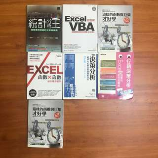 Books on Excel