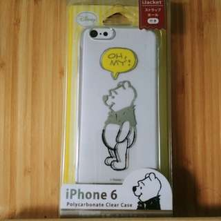 Iphone 6 casing winnie the pooh