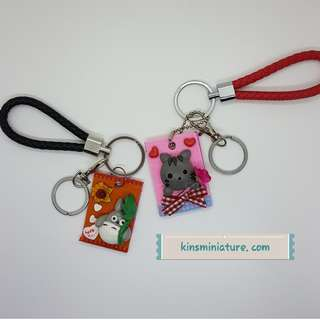 Handmade Miniature Key Chain