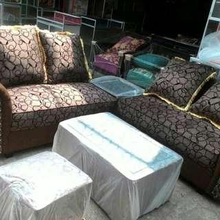 Sofa L + sudut