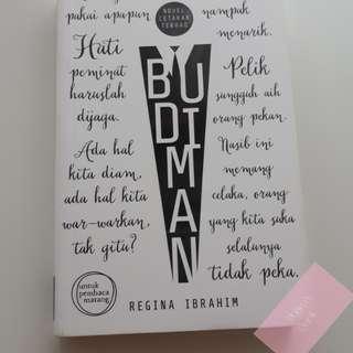 Novel Fixi : Budiman
