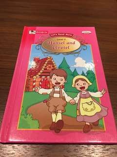 Let's Read More - Hansel and Gretel