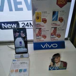 kredit Vivo V7+