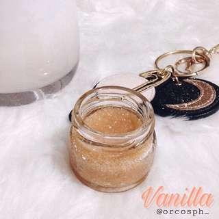 Vanilla Lipscrub