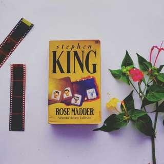 Rose Madder  Stephen King