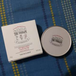 The therapy (The Face Shop) (Apricot Beige)