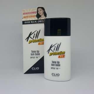 Clio kill protection sun base