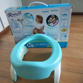 Potty 2in1