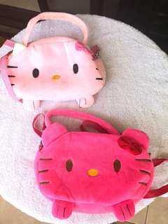 Hello Kitty Bag (Set of 2)