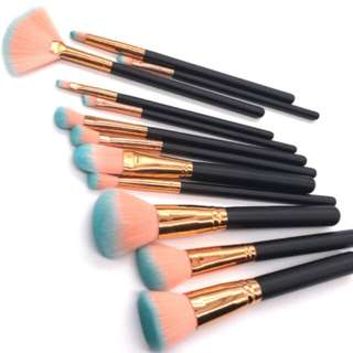 SALE! Make up brush set 12 pcs.
