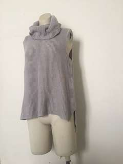 Women's turtle neck top