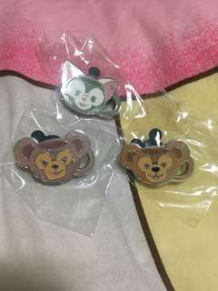 迪士尼徽章 Disney pins duffy genlatoni shelliemay