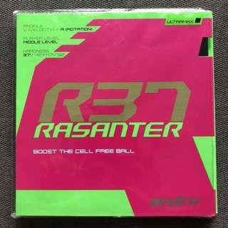 Andro Rasanter R37 - Table Tennis Rubber