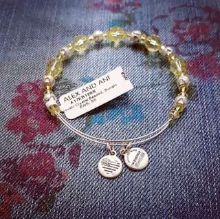 Alex and Ani Sun Swarovski