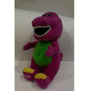 Barney The Purple Dinosaur Soft Toys