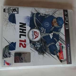 EA SPORTS NHL 12 PS3