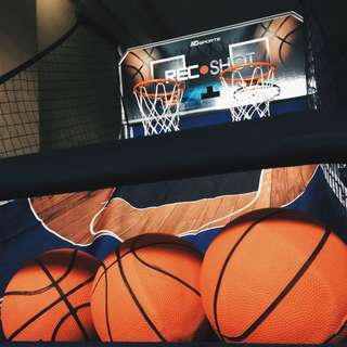 Basketbola Portable Hoops Shootout