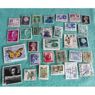 International Stamps Collection
