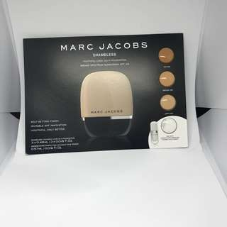 Marc Jacobs Shameless Foundation Sample
