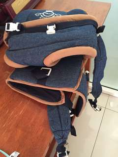 Brand new never been used soft baby carrier