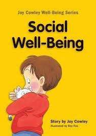 Joy Cowley Series: Social Well-Being (set of 8 books)