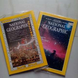 Classic National Geographic Magazine
