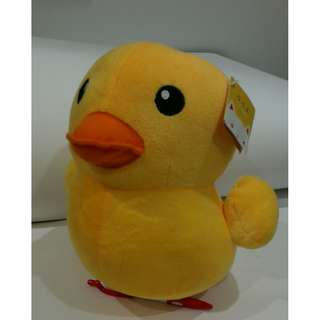Yellow duck soft toys